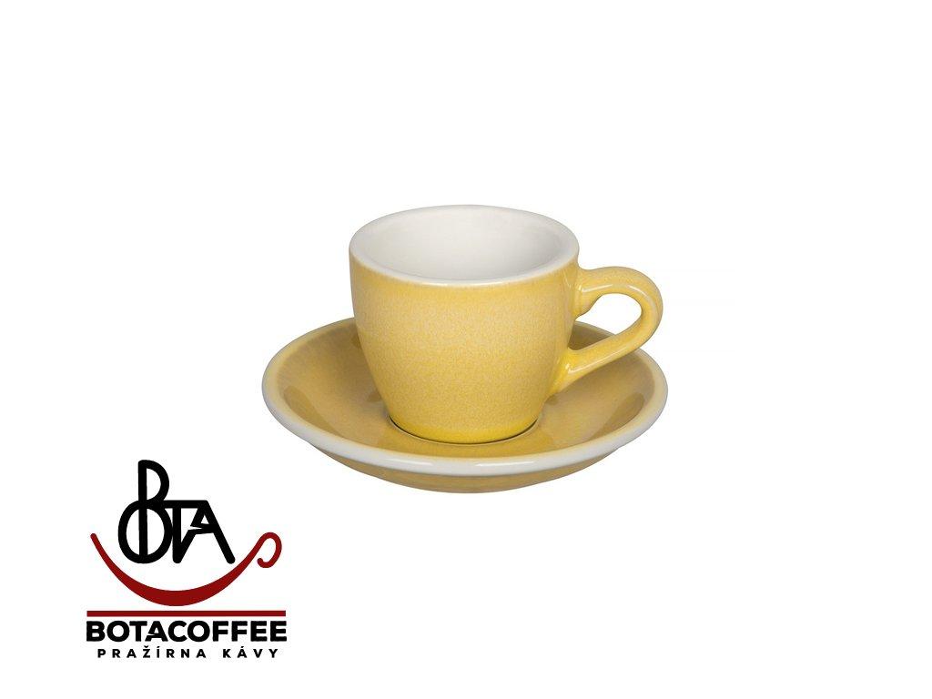 Loveramics Egg Espresso 80 ml Butter Cup