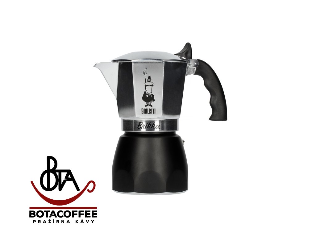 Bialetti New Brikka Restyling 4 porce