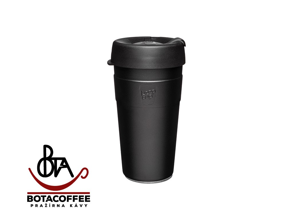KeepCup Thermal Black L (454 ml)