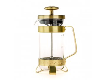 Barista & Co French Press 300 ml - Gold