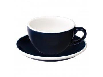 Loveramics Egg Cappuccino 200 ml Denim s podšálkem