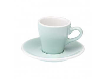 Loveramics Tulip Espresso 80 ml River Blue s podšálkem