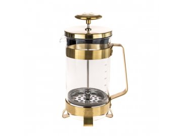 Barista & Co French Press 900 ml - Midnight Gold