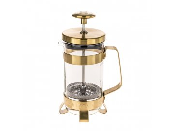 Barista & Co French Press 300 ml - Midnight Gold
