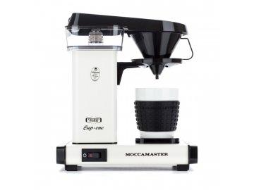 Technivorm Moccamaster Cup-One cream, přední pohled