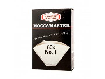 Originální filtry pro Technivorm Moccamaster Cup One