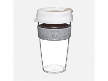 KeepCup Original - Clear Nimbus L (454 ml)