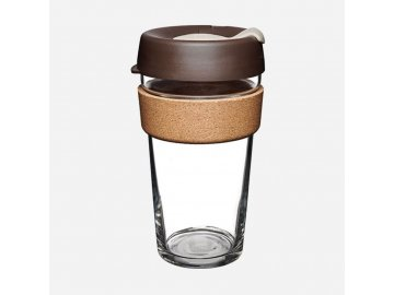KeepCup Brew Cork Almond L (454 ml)