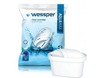 Wessper Aquamax (kompatibilní s Brita Maxtra) 1ks