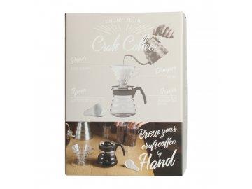 Hario Set V60-02 Craft Coffee Maker