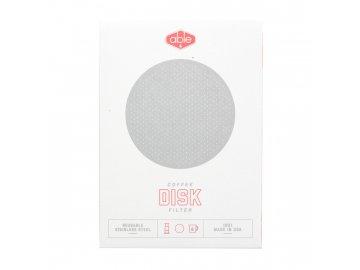 Able Disc Filter Standard - balení