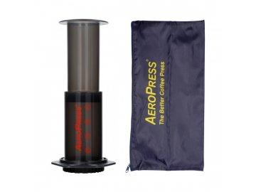 AeroPress s cestovní taškou