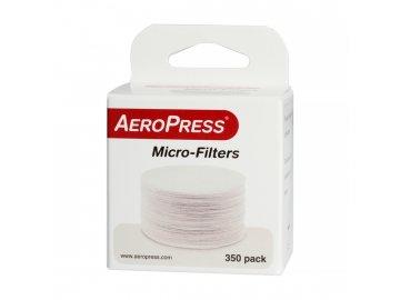 Papírové filtry pro AeroPress 350 ks