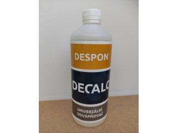 Odvápňovač Decalc Despon 500 ml - na 5 odvápnění