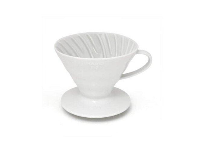 Hario V60-01 (keramický bílý)