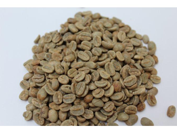 Uganda AA+ Bugisu - zelená káva (250g)