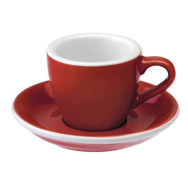 Loveramics Egg Espresso 80 ml Red
