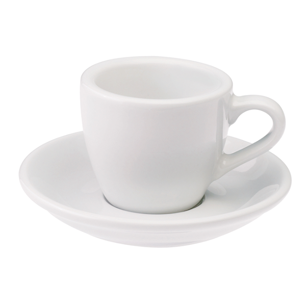 Loveramics Egg Espresso 80 ml White