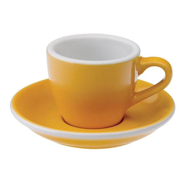 Loveramics Egg Espresso 80 ml Yellow