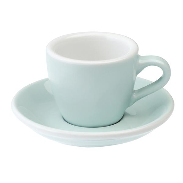 Loveramics Egg Espresso 80 ml River Blue