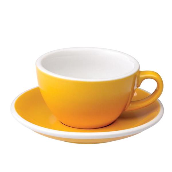 Loveramics Egg Cappuccino 200 ml Yellow