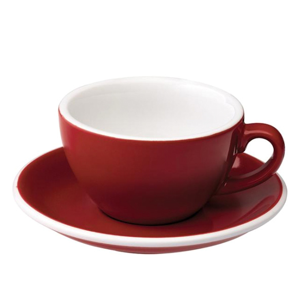 Loveramics Egg Cappuccino 200 ml Red