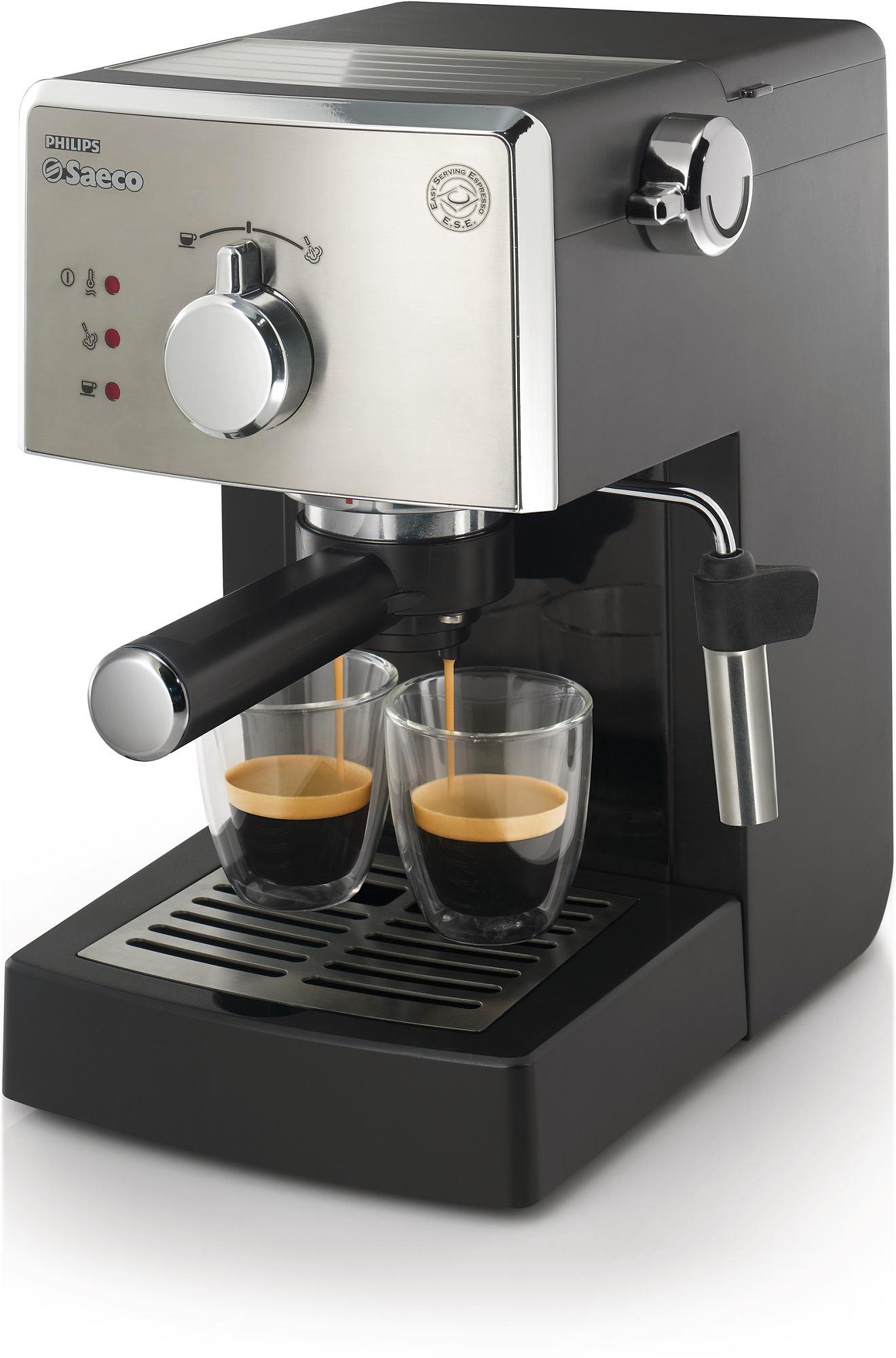 Philips Saeco Poemia Class (HD8425/19) + poukaz na kávu v ceně 200 Kč