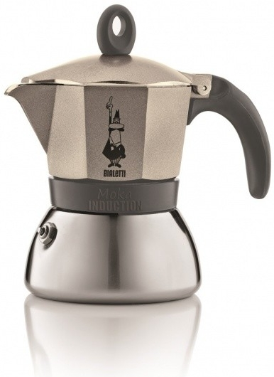Bialetti Moka Induction 6 porcí Gold