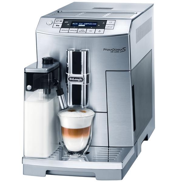 DeLonghi ECAM 28.465 M Prima Donna S + poukaz na kávu v ceně 1600 Kč