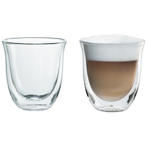DeLonghi Sklenice na cappuccino 2 ks