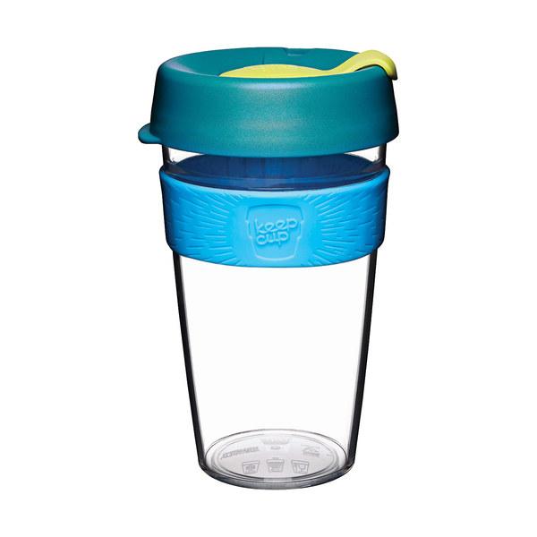 KeepCup Original - Clear Ozone L (454 ml)
