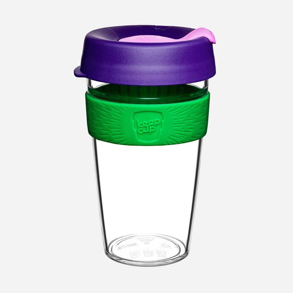 KeepCup Original - Clear Spring L (454 ml)