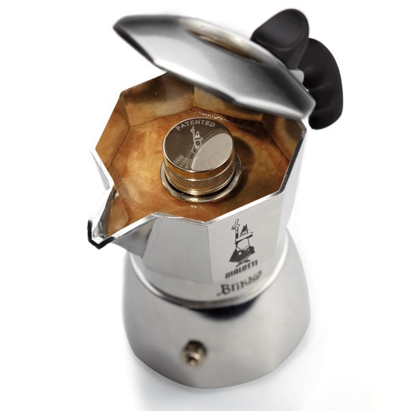 Bialetti Brikka Elite 2 porce