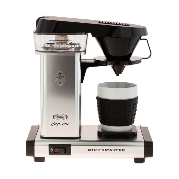 Moccamaster Cup One – Polished Silver