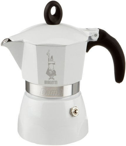 Bialetti Dama White 3 porce
