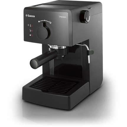 Philips Saeco Poemia (HD8423/79) + poukaz na kávu v ceně 200 Kč