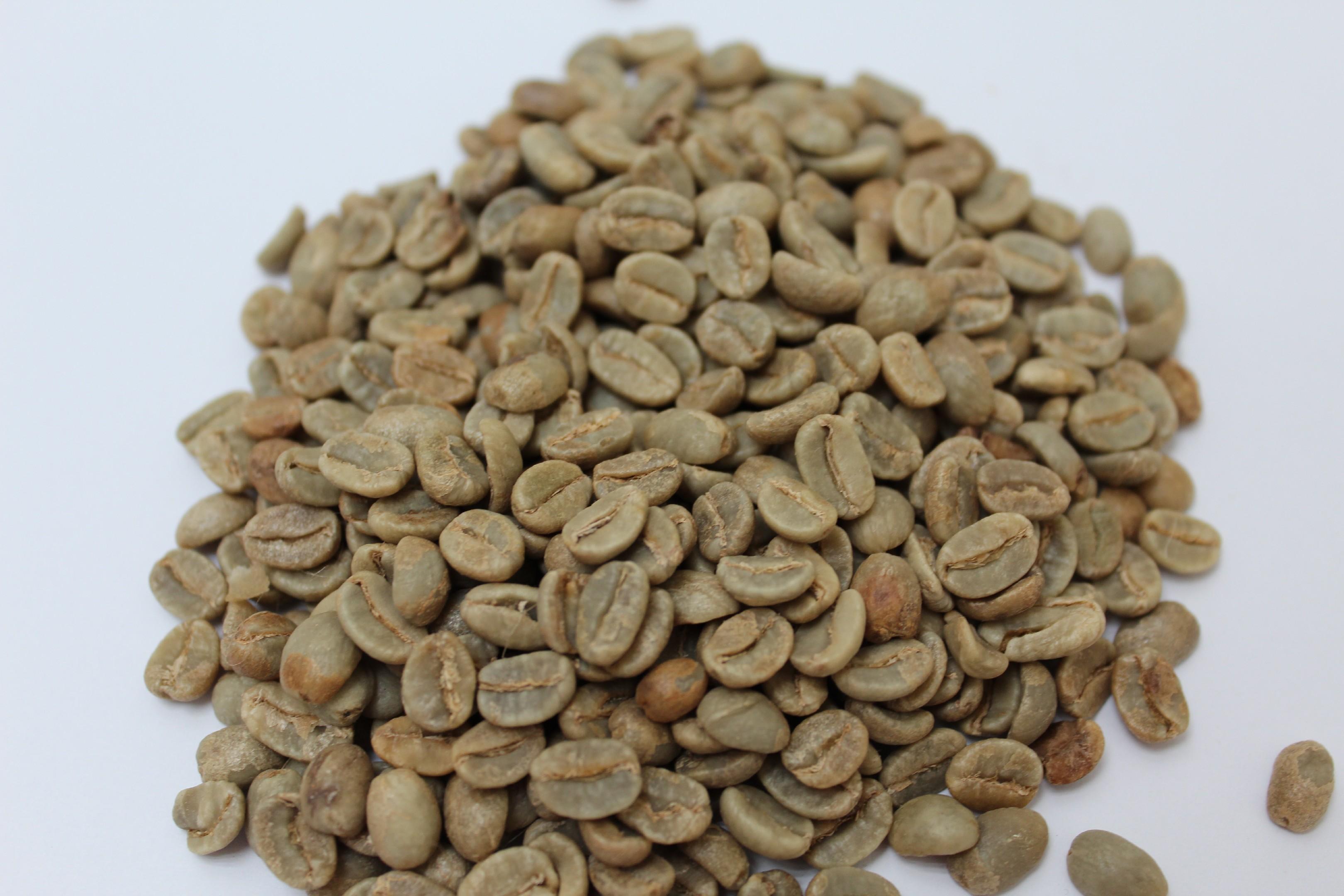 BotaCoffee Uganda AA+ Bugisu - zelená káva (250g)