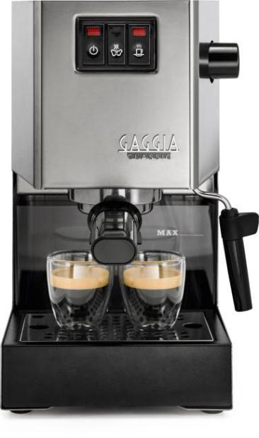 Gaggia Classic Plus + poukaz na kávu v ceně 200 Kč