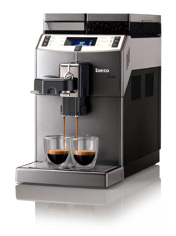 Saeco Lirika OTC (One Touch Cappuccino)