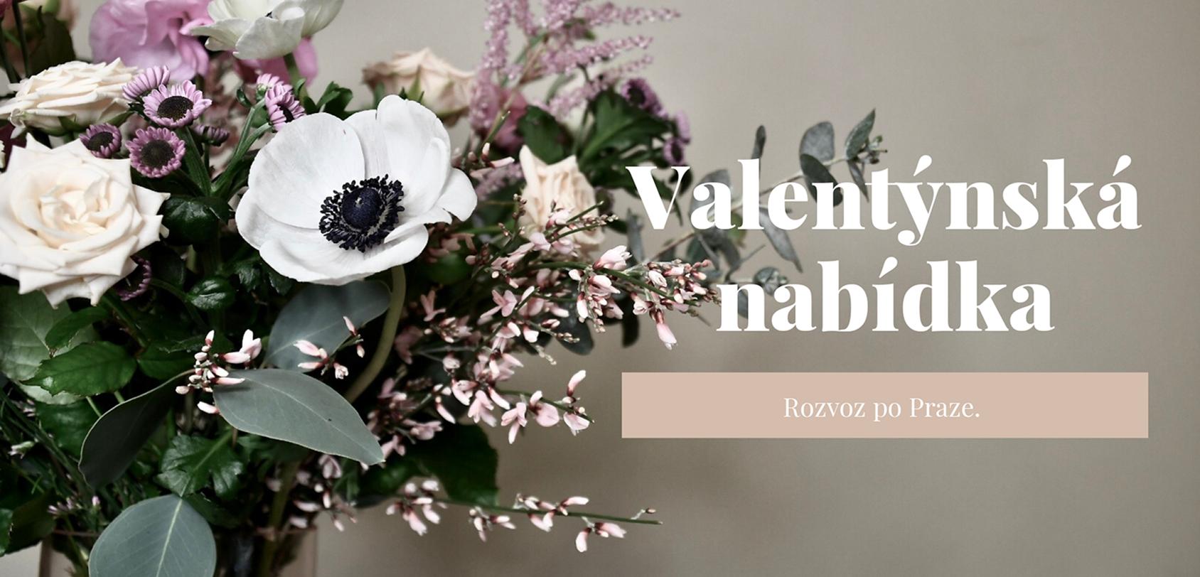 Valentýnská nabídka