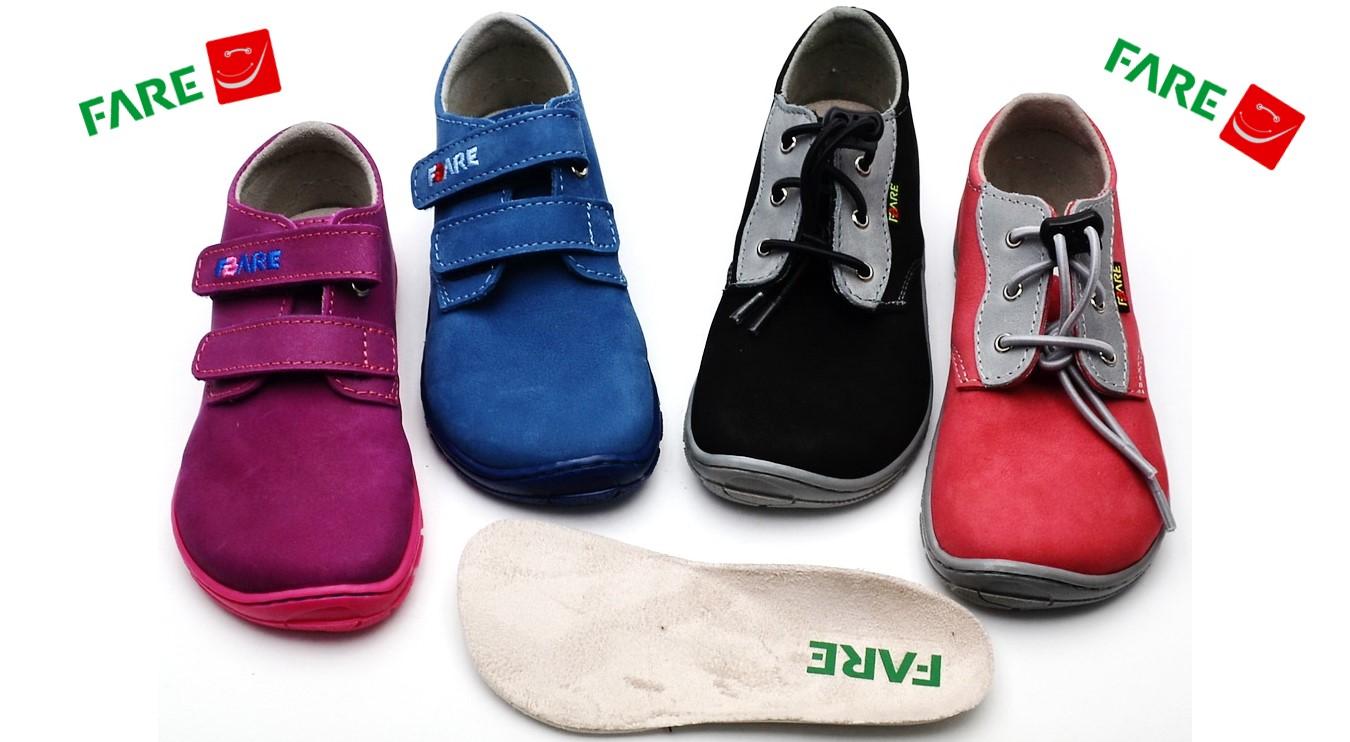 Dětské boty FARE BARE