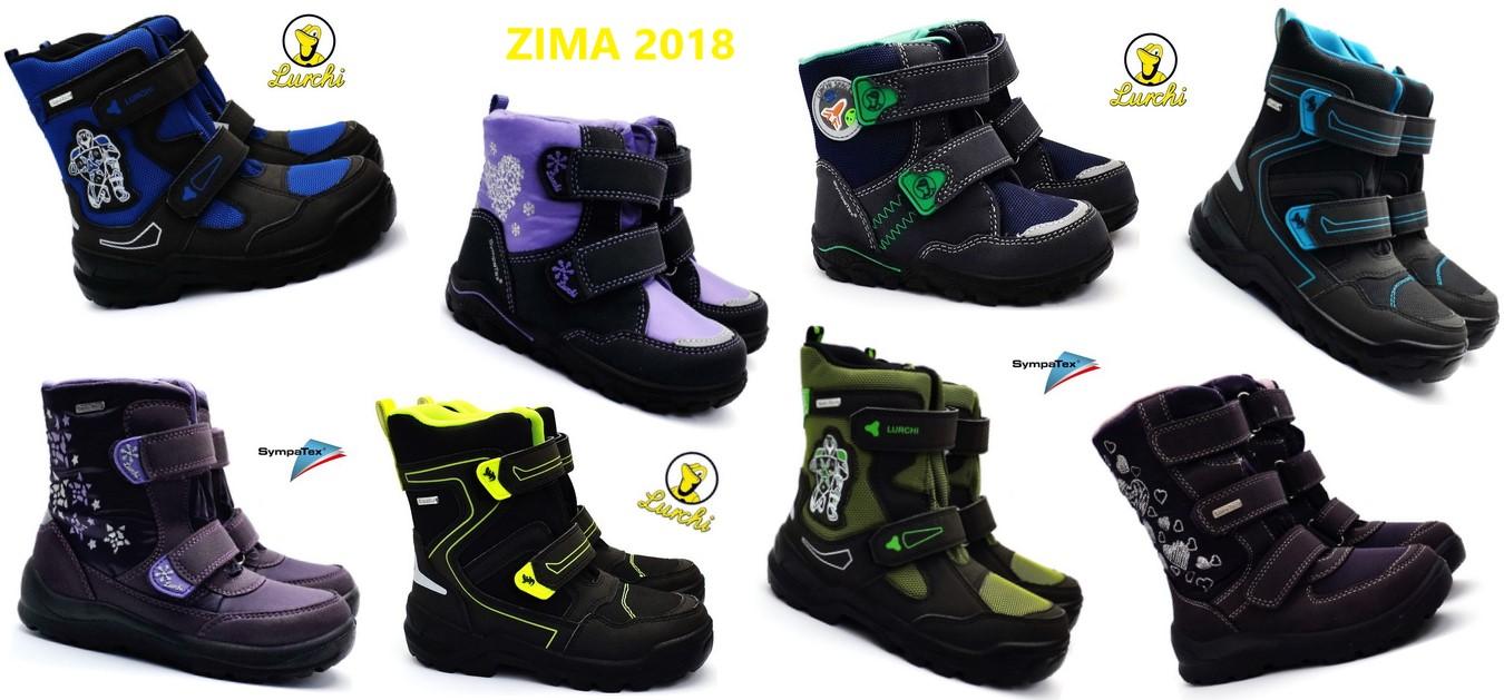 Lurchi Zima 2018