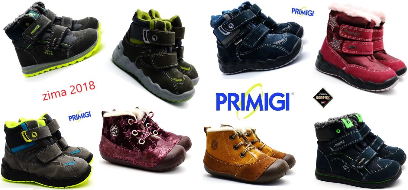 Zimní obuv Primigi