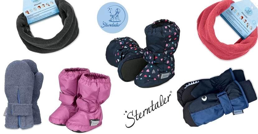 Zboží německé firmy Sterntaler