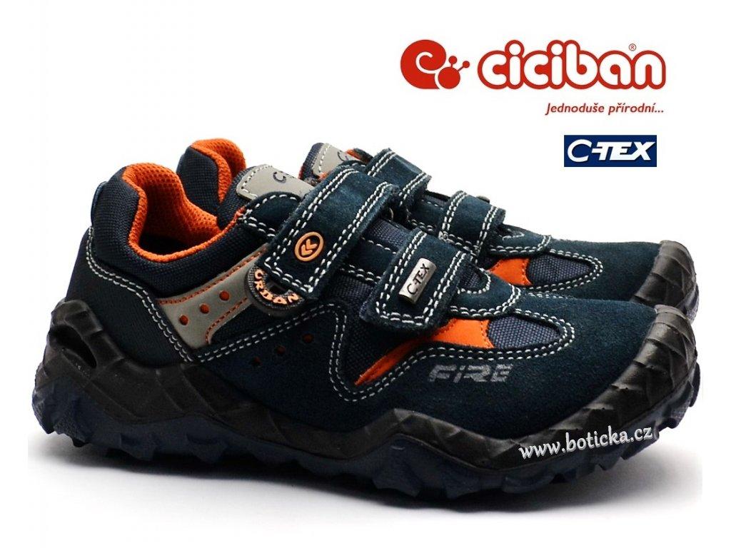 a240df78e22 Dětské boty CICIBAN 788322 Sport Navy - Botička