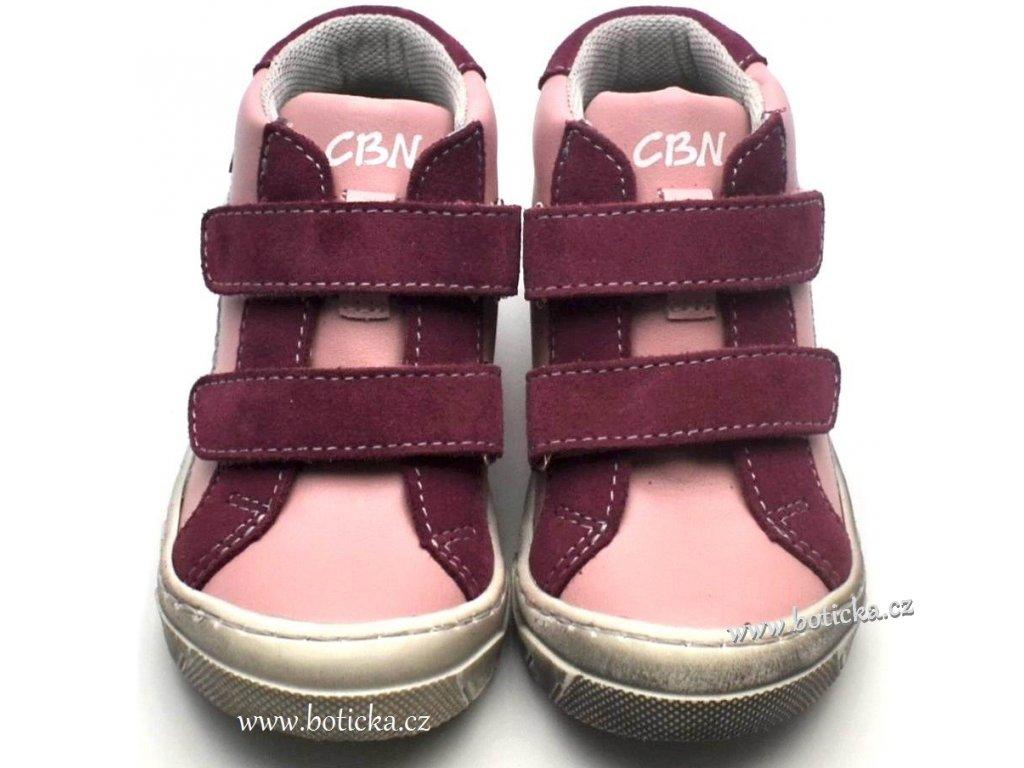 d263f8652a3 CICIBAN obuv Seven Rosa - Botička
