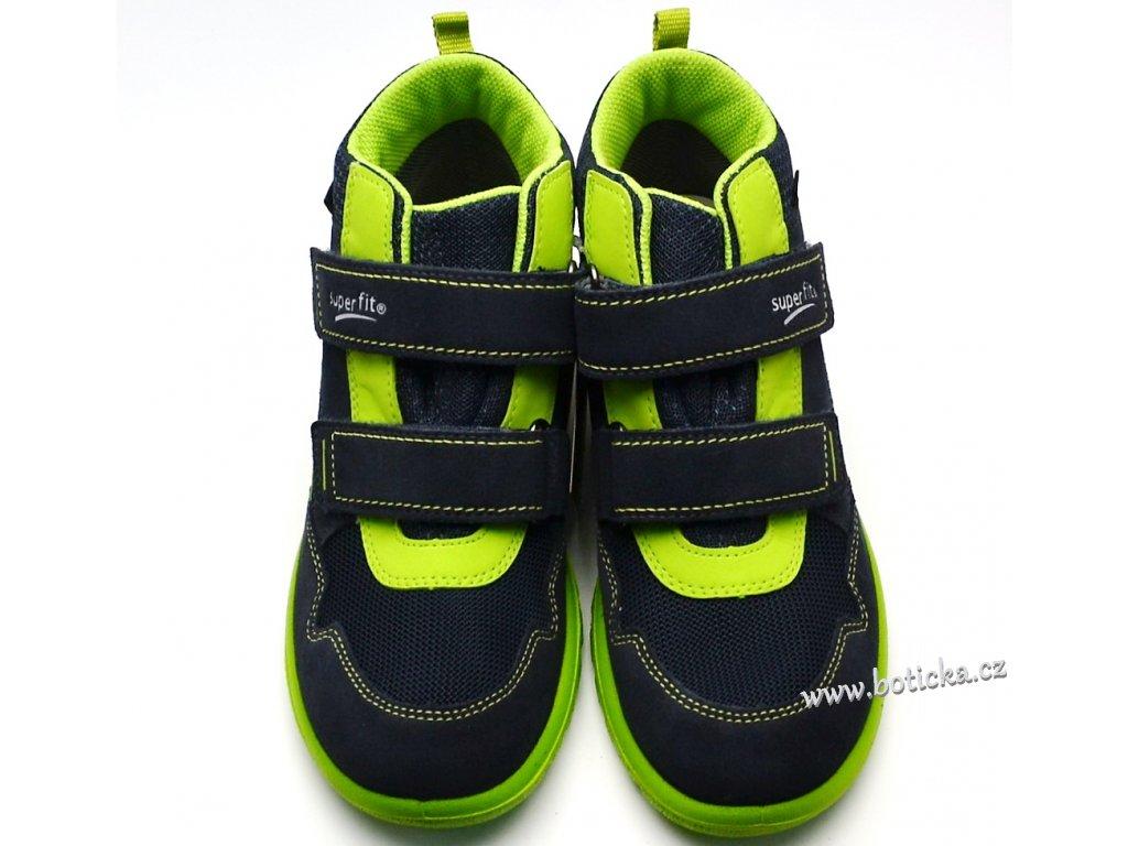 Dětské boty SUPERFIT 3-09194-80 grun - Botička c24a3fcd10