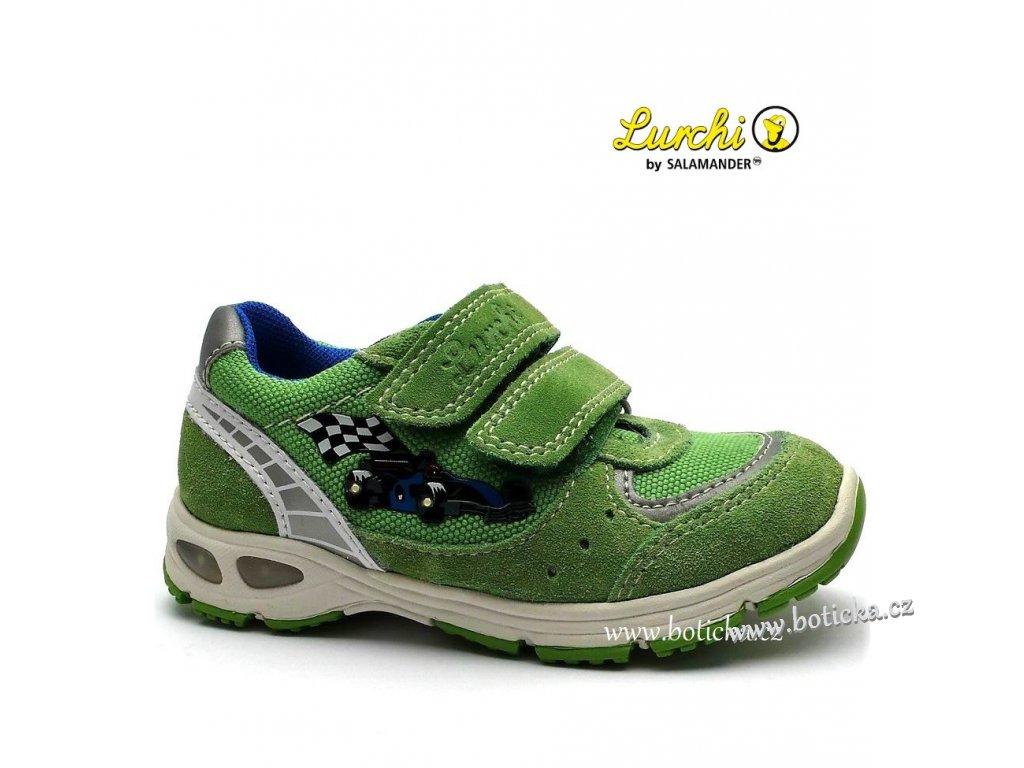 Dětské boty LURCHI 33-14955 BLIKAJÍ