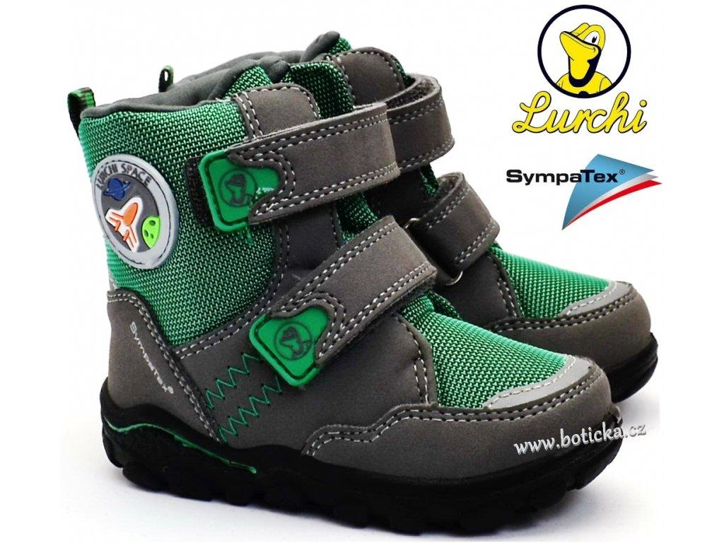 5296c935654 Zimní boty LURCHI 33-33005-35 Kev - Botička