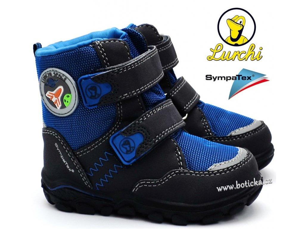 Zimní boty LURCHI 33-33005-49 Kev